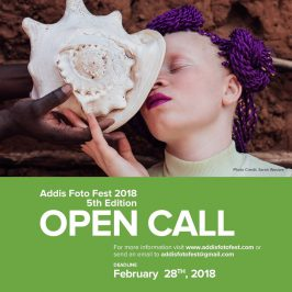 OPEN CALL | ADDIS FOTO FEST