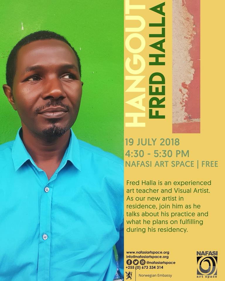 Nafasi Art Space - Fred Hangout