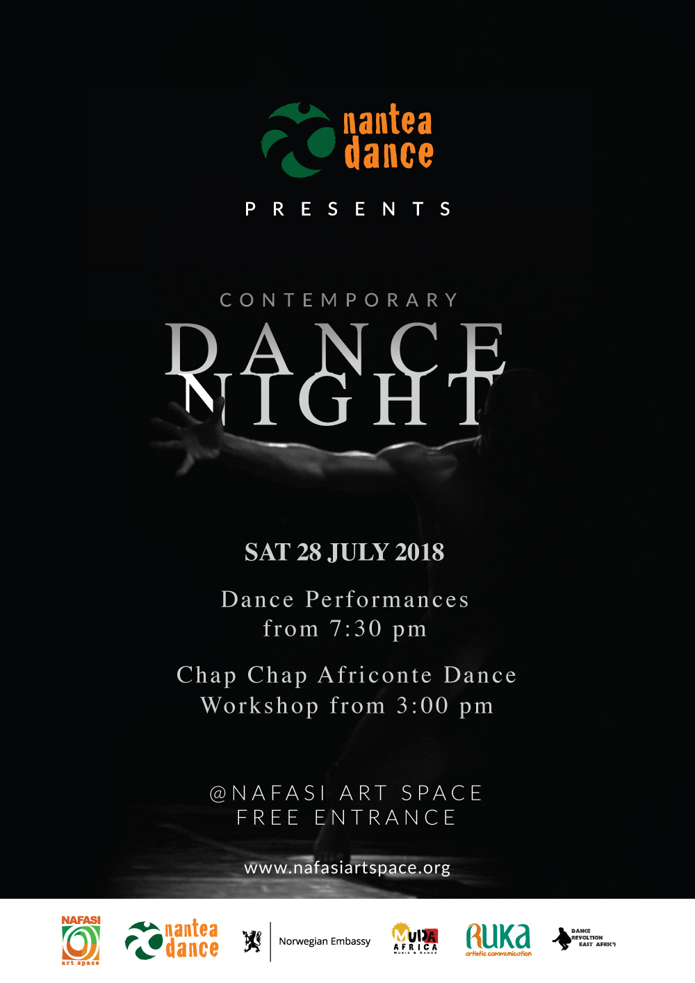 Nafasi Art Space - Chap Chap - Dance
