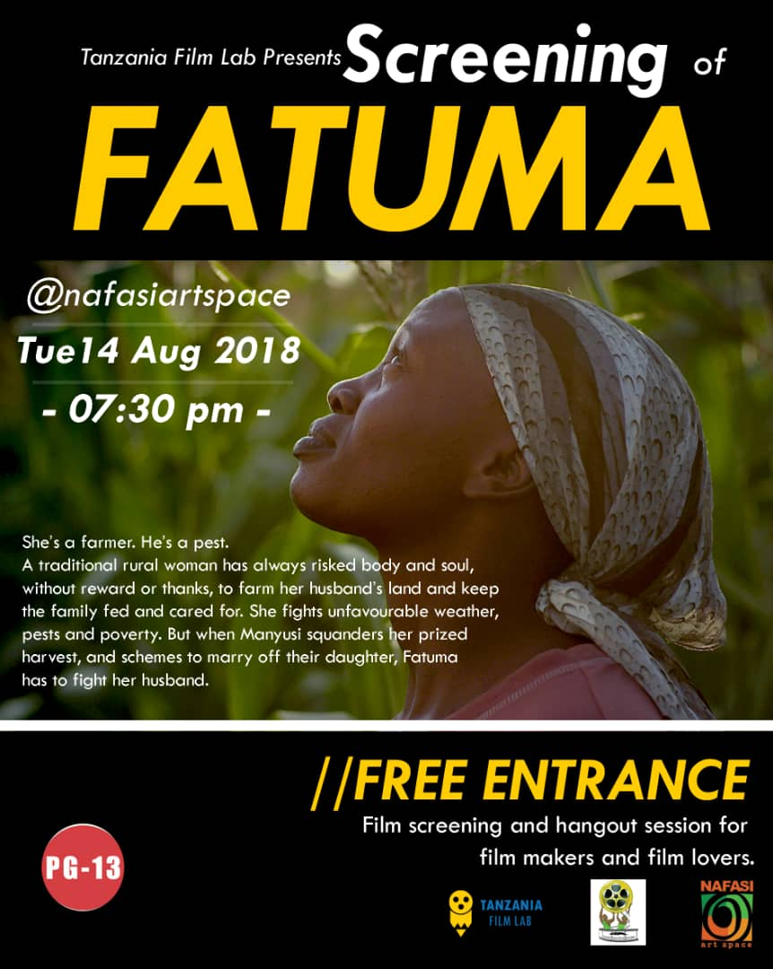 Nafasi Art Space - Film Sceening - Fatuma