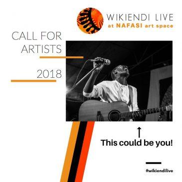 Artist Search - Wikiendi live - NAS