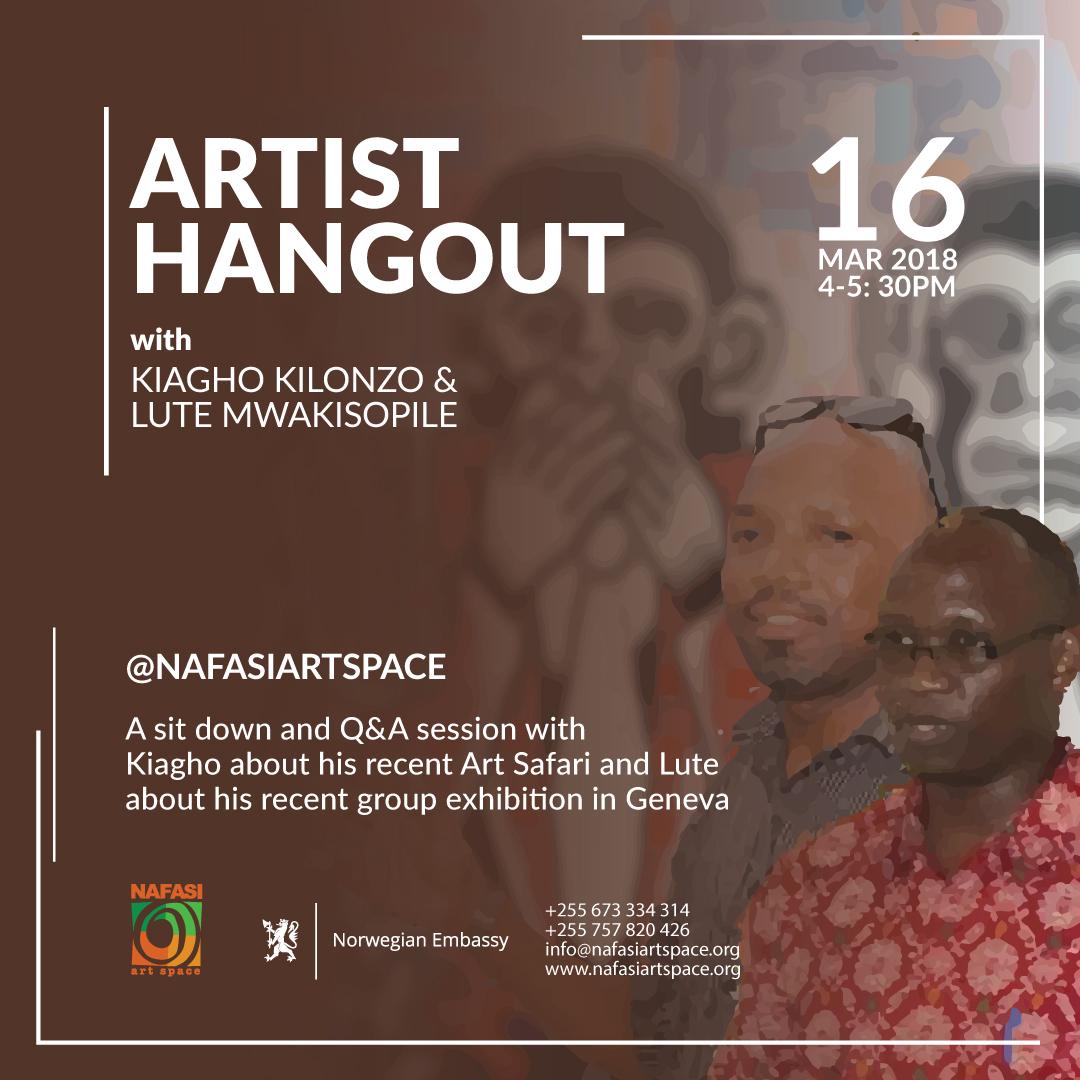 Nafasi Art Space Event