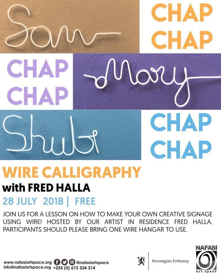 Nafasi Art Space - Chap Chap