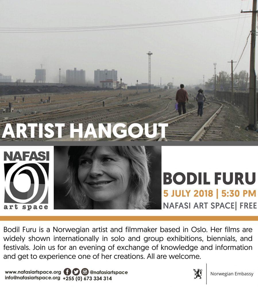 Bodil artist hangout