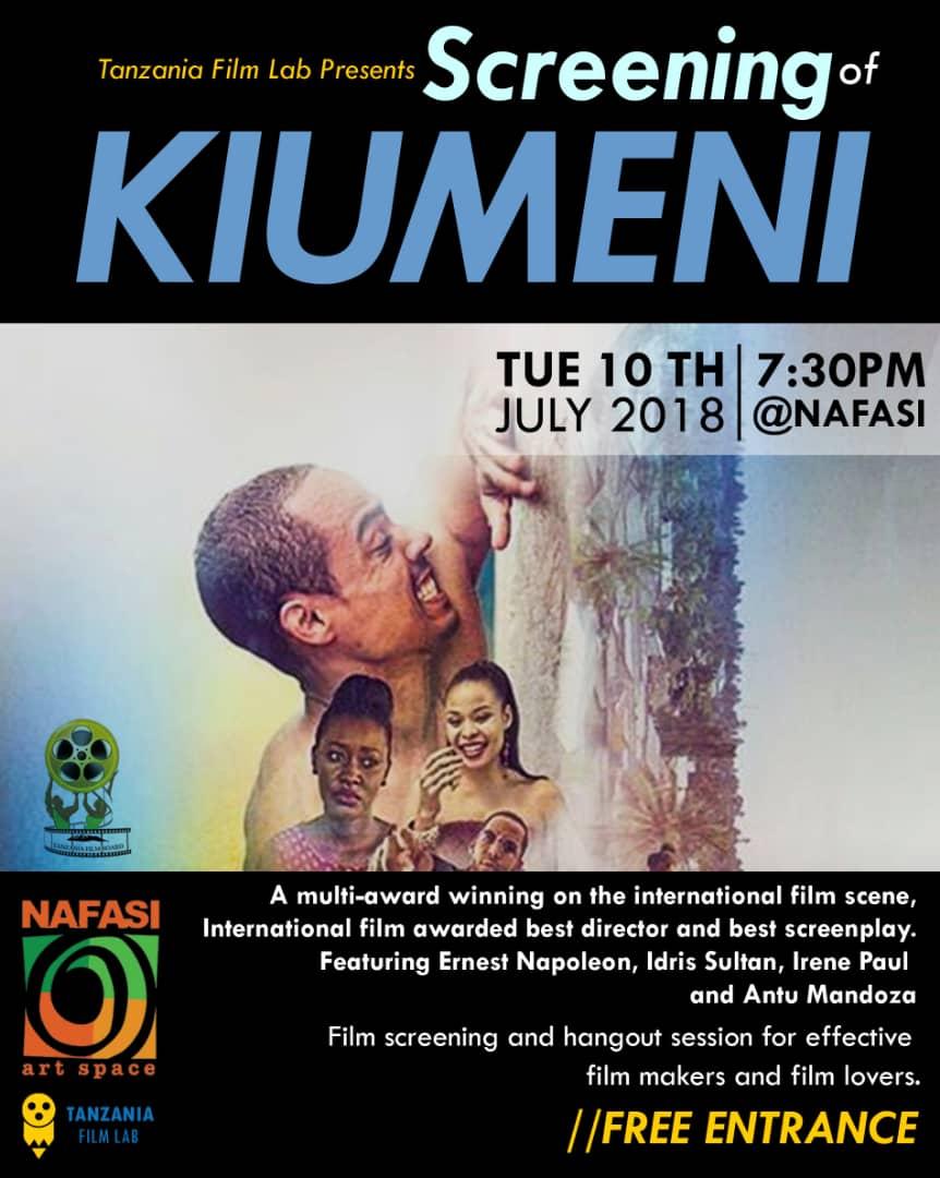 Kiumeni - Nafasi film screening