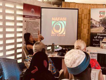 NAFASI ART SPACE | Sanaa Yetu