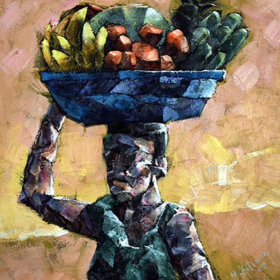 Masoud Kibwana | 'Fruit Seller'