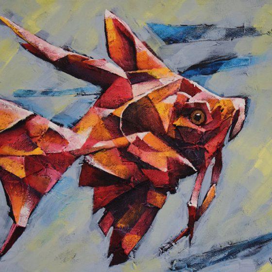 Masoud Kibwana | 'The Beauty of Fish'