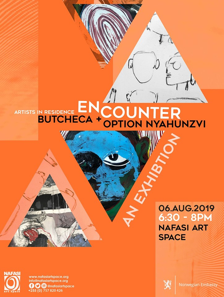 Encounter EXHIBITION Poster