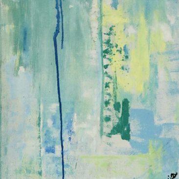 HARRIET KWETUKIA Fragile Acrylic on canvas USD 100