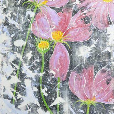 LIBERATUS CASSIANO KAEGELE frozen memories Acrilyic on canvas PRICE ON REQUEST