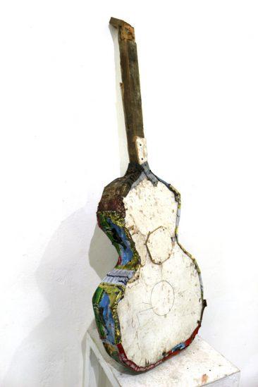 Mzee Alphonce Guitar 150,000 TSH