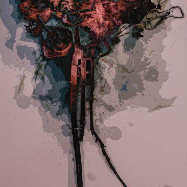 ERIC LUGAN Land of the dead 4, 2019 Digital print 400.000 TSH