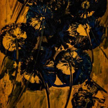 MEDY MAUBAKA Mauwa Mazuri 2 Beautiful Flowers 2, 2019 Acrylic on canvas Price on request