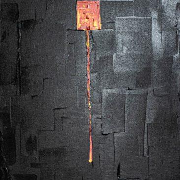 NIMROD HANAI memories,2019 Acrylic on canvas price on request
