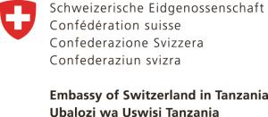 Logo Embassy of Switzerland Tanzania